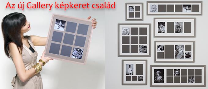 Gallery képkeret