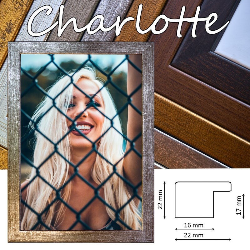 Charlotte képkeret