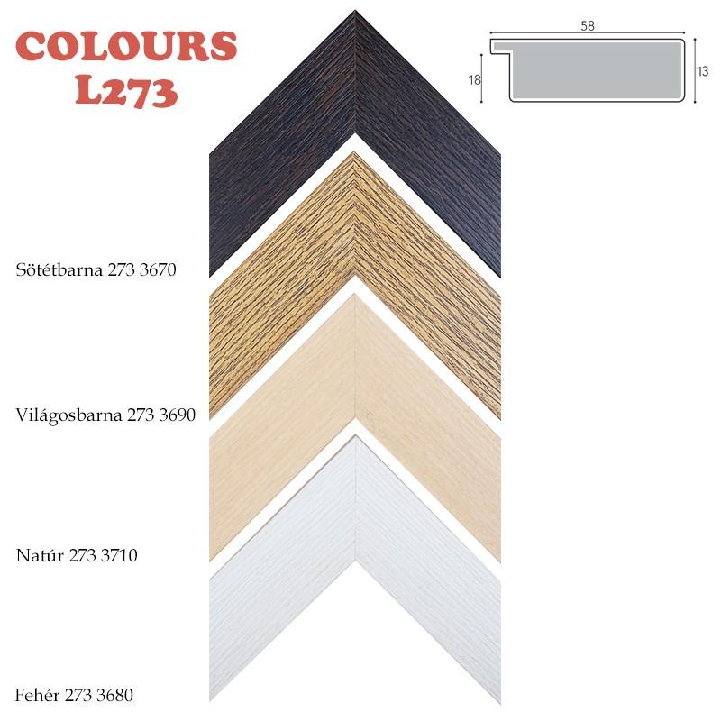 Colours II. képkeret