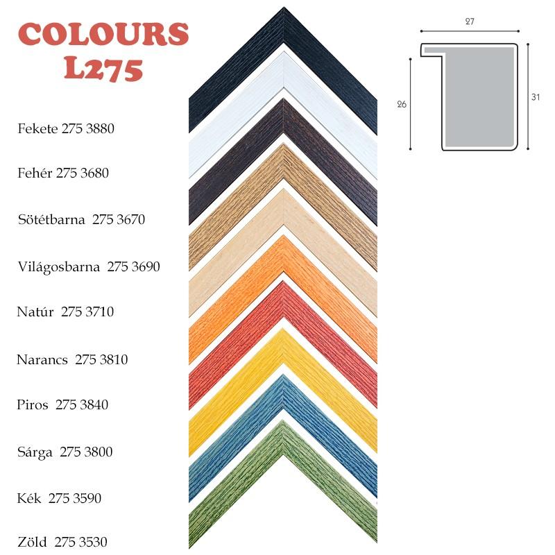 Colours III. képkeret