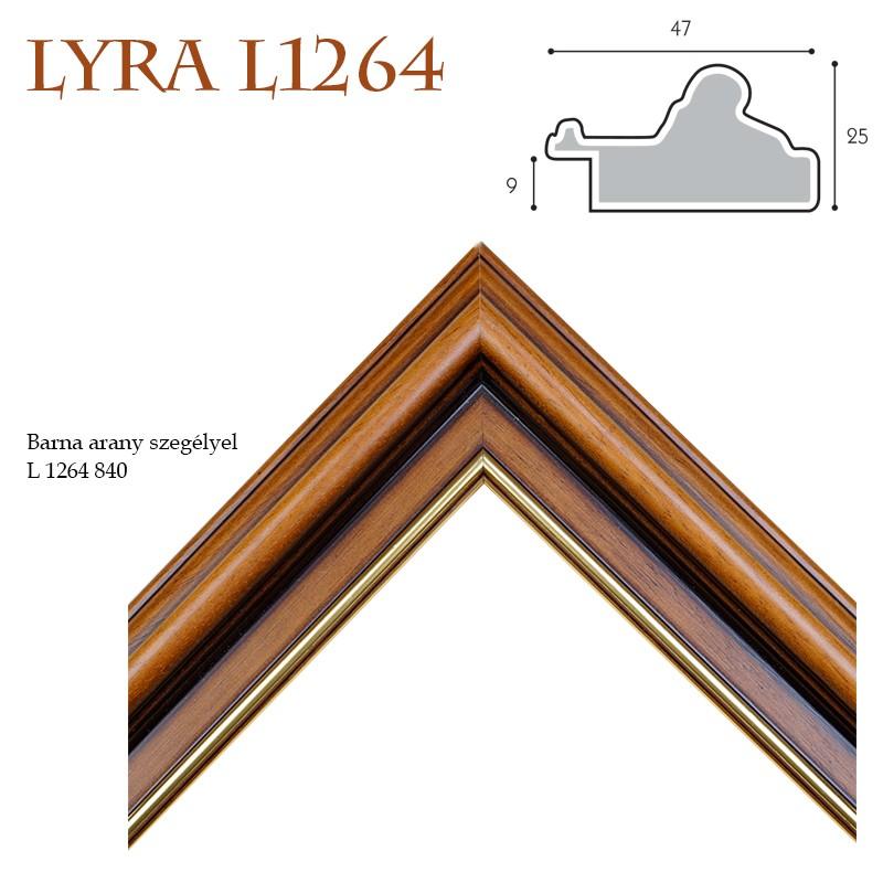 Lyra III. képkeret
