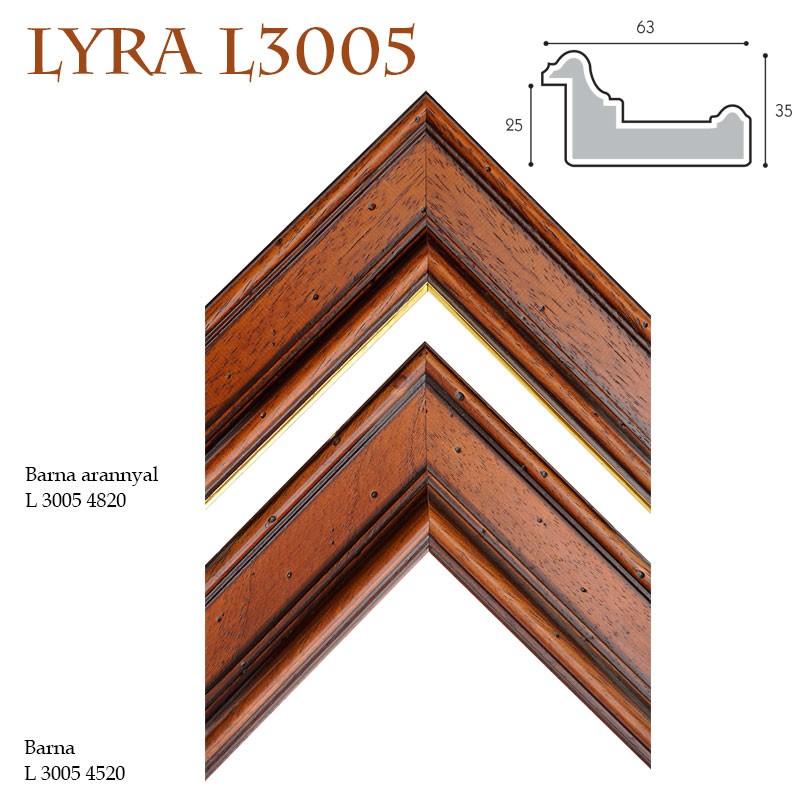 Lyra VII. képkeret