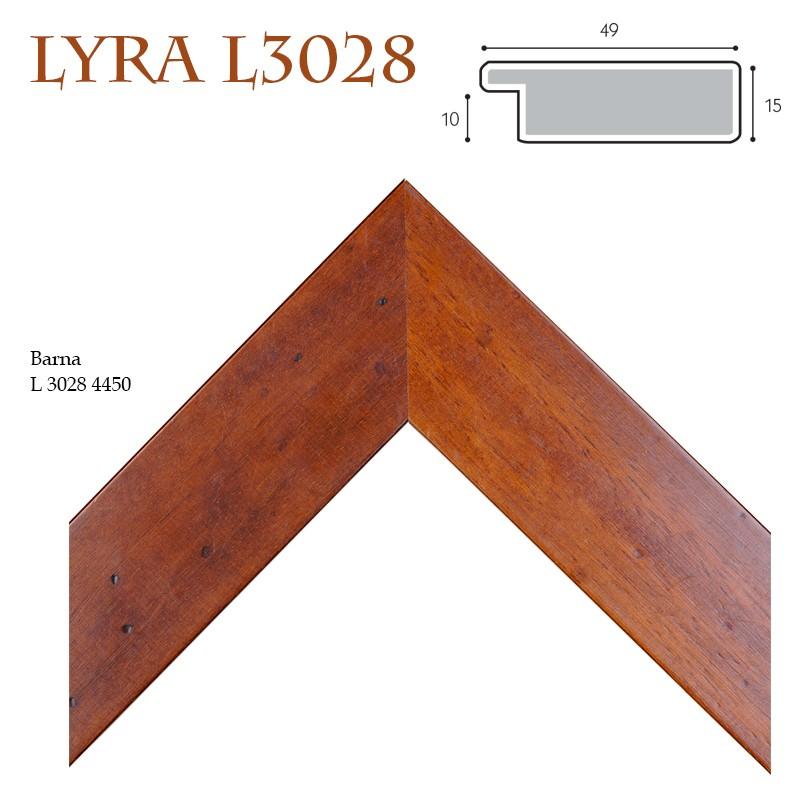 Lyra X. képkeret
