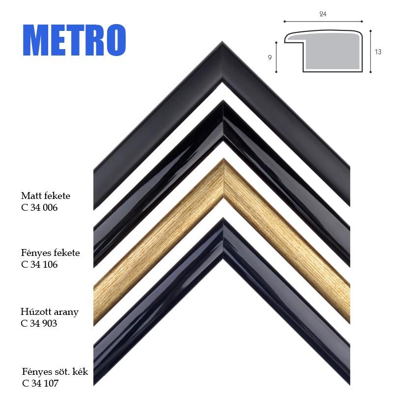 Metro II. Képkeret