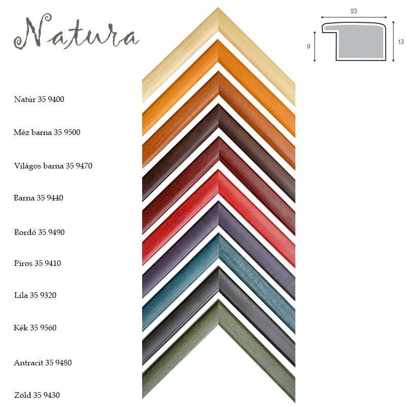 Natura II. képkeret