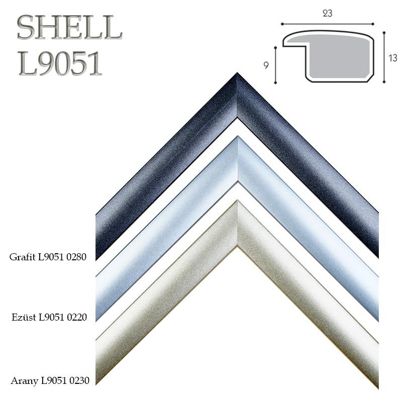 Shell II. képkeret