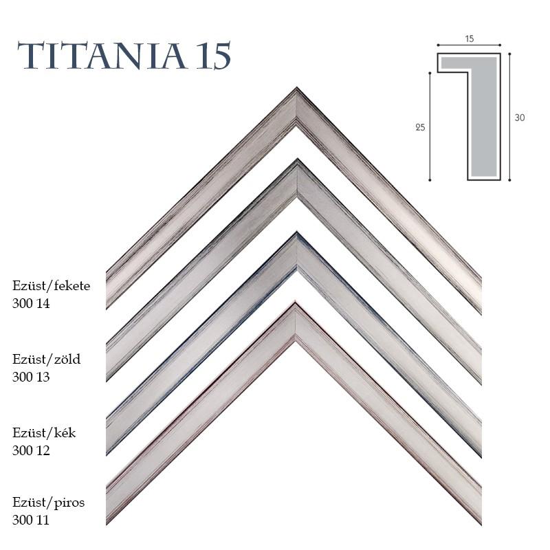 Titánia 15 Képkeret
