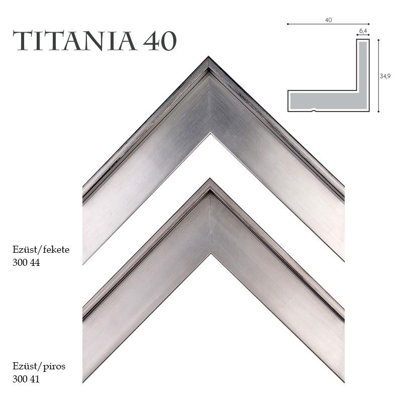 Titánia 40 Képkeret