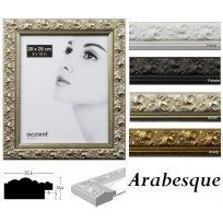 Arabesque exkluzív fa képkeret