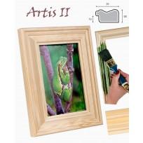 Artis II natúr képkeret