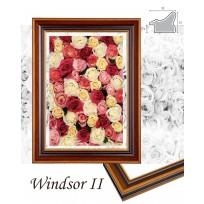 Windsor II. barna arannyal képkeret