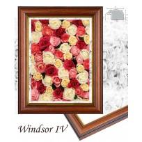 Windsor IV. barna arannyal képkeret