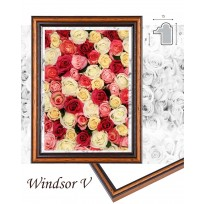 Windsor V. barna képkeret
